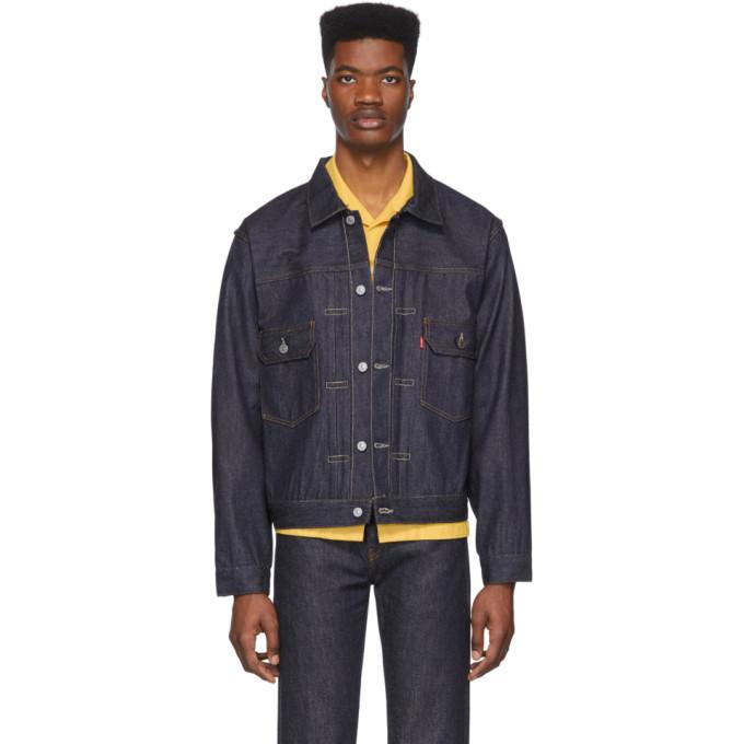 Photo: Levis Vintage Clothing Indigo Denim 1953 Type 2 Jacket