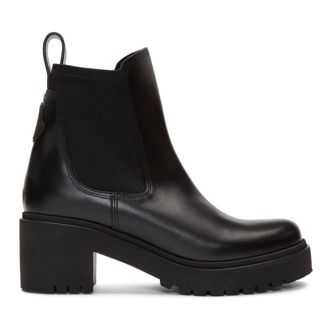 Photo: Moncler Black Vera Boots