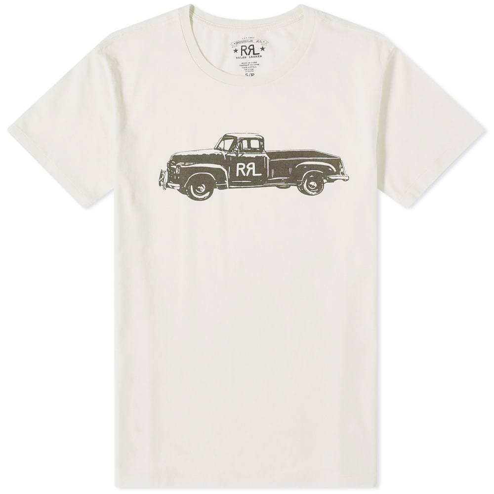 RRL Truck Logo Tee