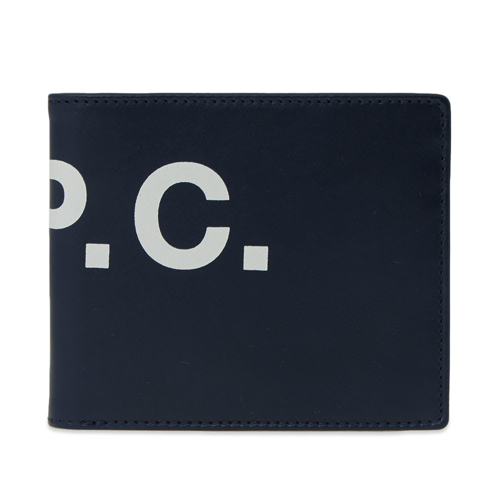 Photo: A.P.C. Aly Large Logo Wallet