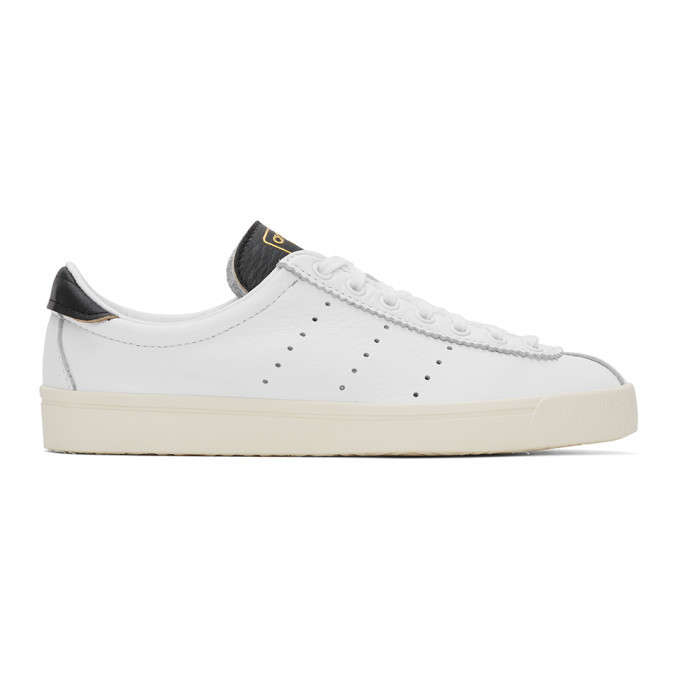 Photo: adidas Originals White Lacombe Sneaker
