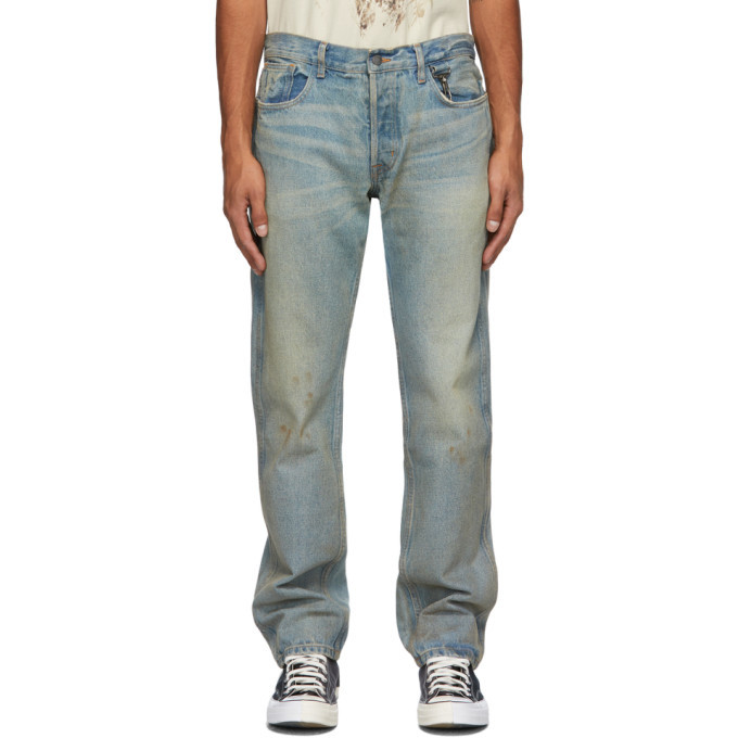 Photo: Reese Cooper Blue Washed Jeans