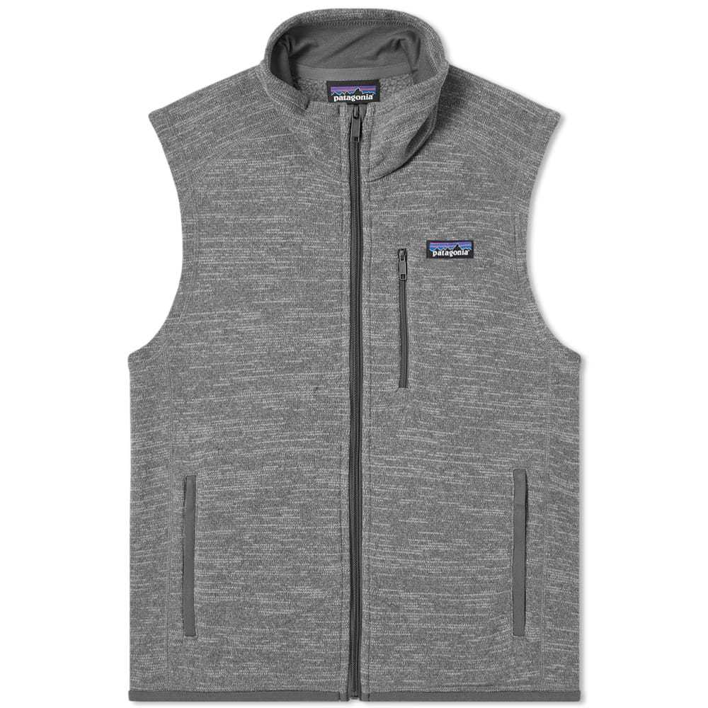 Photo: Patagonia Better Sweater Vest Grey