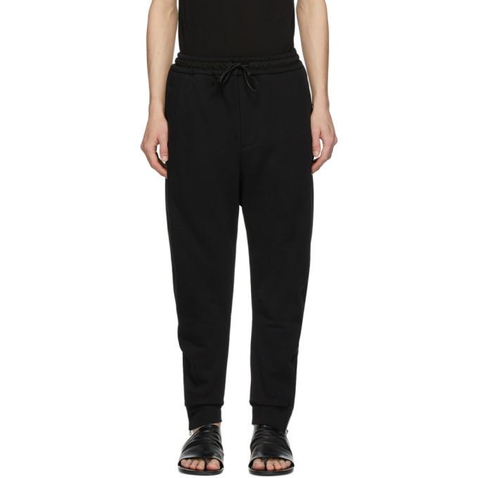 Photo: Isabel Benenato Black Elastic Waist Lounge Pants