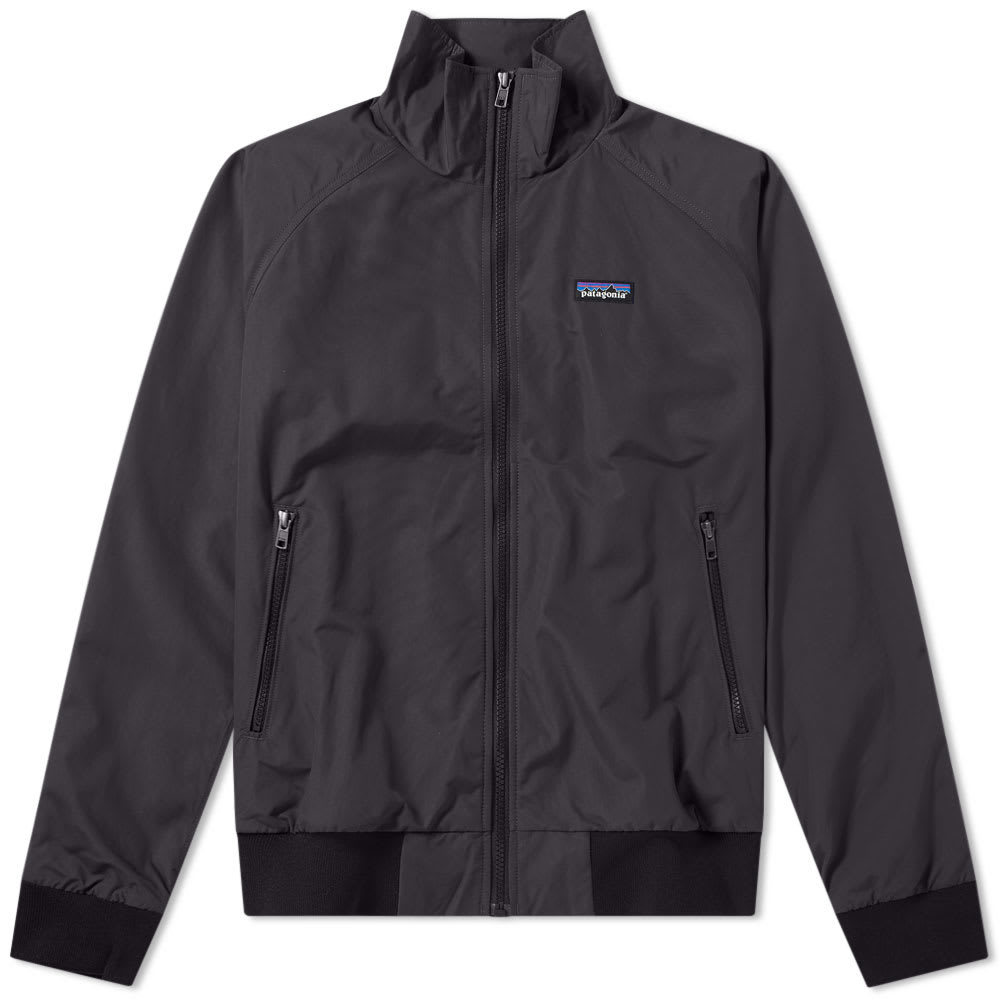 Photo: Patagonia Baggies Jacket Ink Black