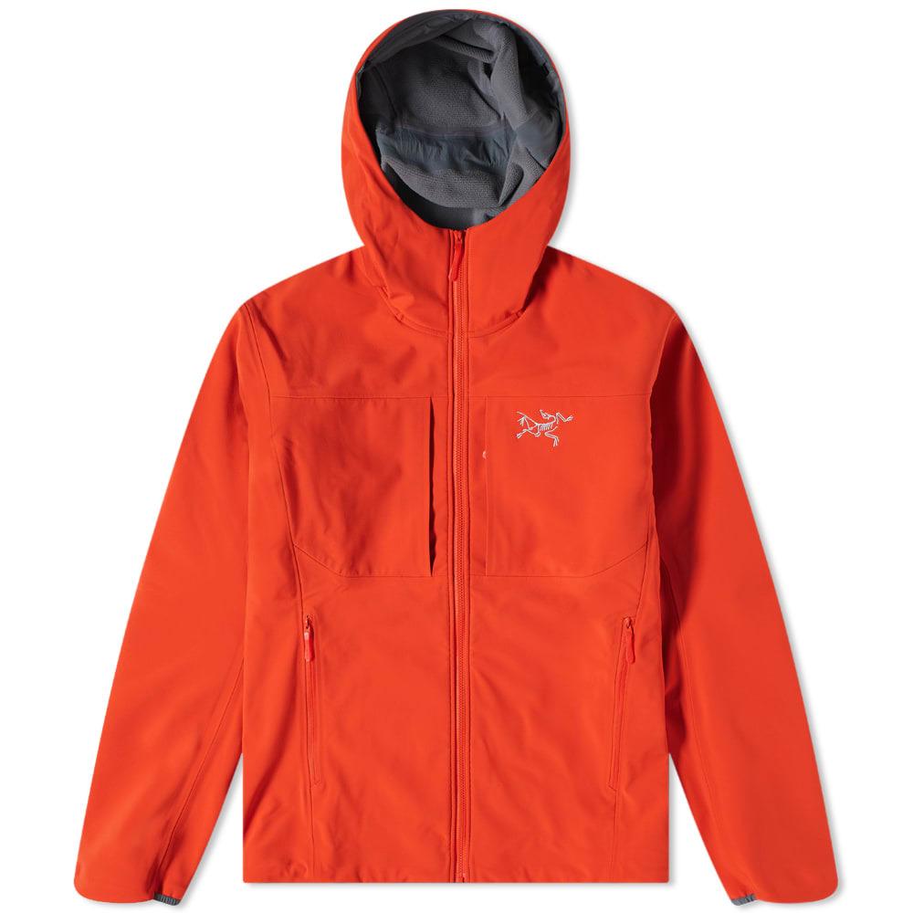 Photo: Arc'teryx Gamma MX Softshell Hooded Jacket