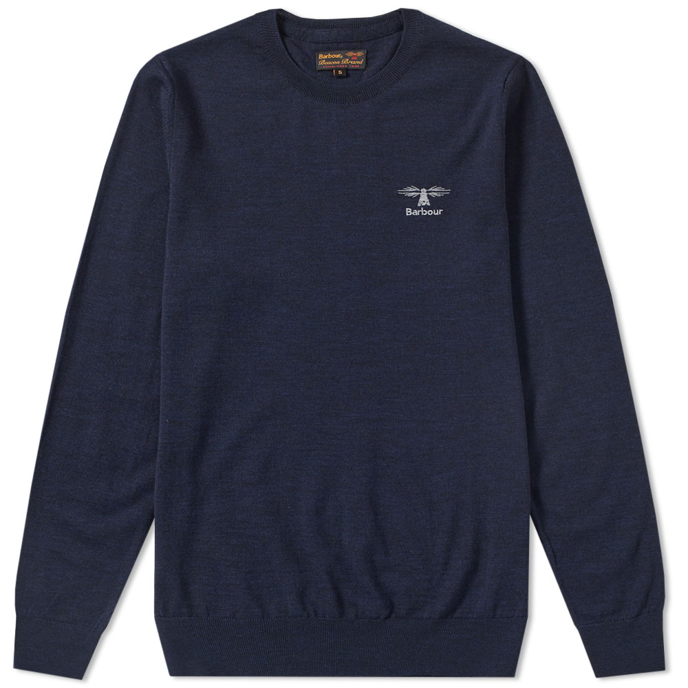Photo: Barbour Harley Crew Knit