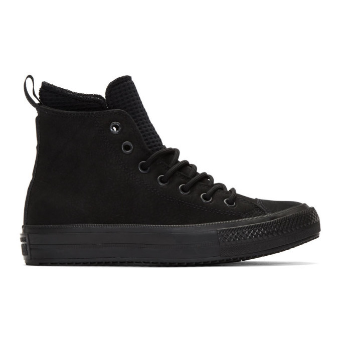 Photo: Converse Grey Chuck Taylor Utility Waterproof Draft Boot Sneakers