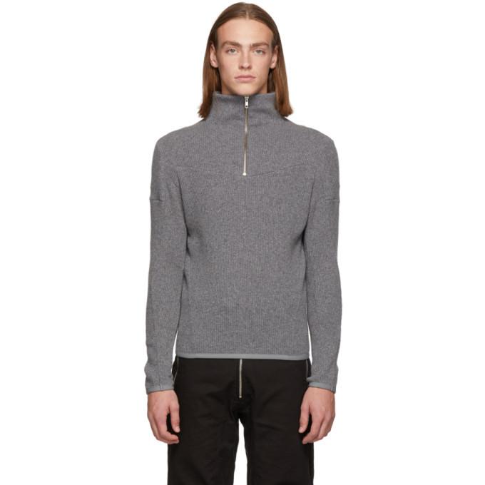 GmbH Grey Moses Sweater