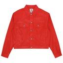 Adidas Originals Adidas X Fiorucci Wmns Kiss Jacket Red