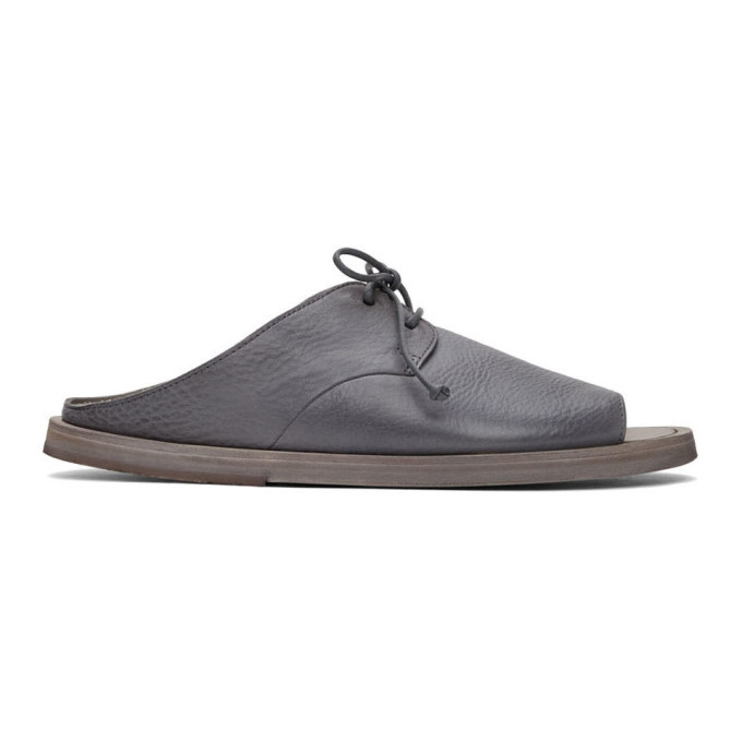 Photo: Marsell Grey Sandello Lace-Up Sandals