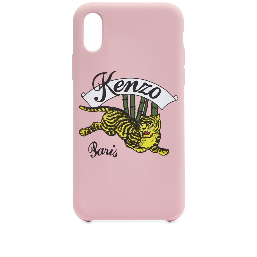 Photo: Kenzo iPhone X Jumping Tiger Case