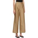 Stella McCartney Beige Carlie Tailored Trousers