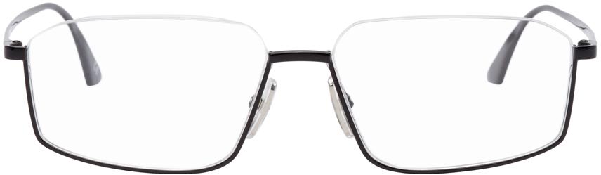 Photo: Balenciaga Black Shiny BB0143O Glasses