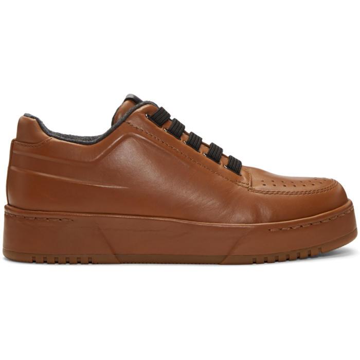 3.1 Phillip Lim Brown PL31 Sneakers