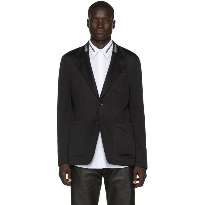 Photo: Givenchy Black Webbing Blazer