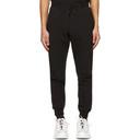 MCQ Black Fleece Lounge Pants