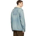 Sacai Blue Denim Jacket