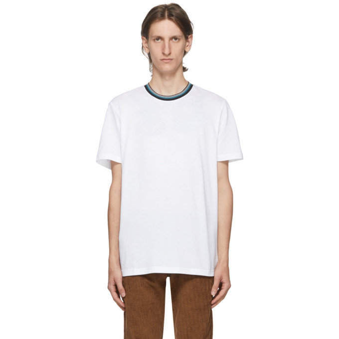 Photo: PS by Paul Smith White Pique T-Shirt