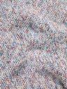 MCQ - Appliquéd Ribbed Cotton Sweater - Gray