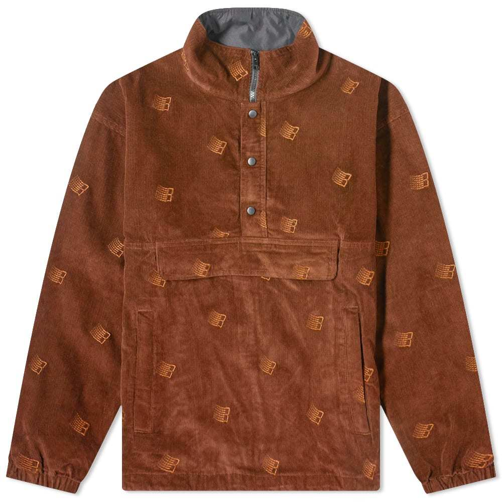 Photo: Bronze 56k All Over Embroidered Anorak
