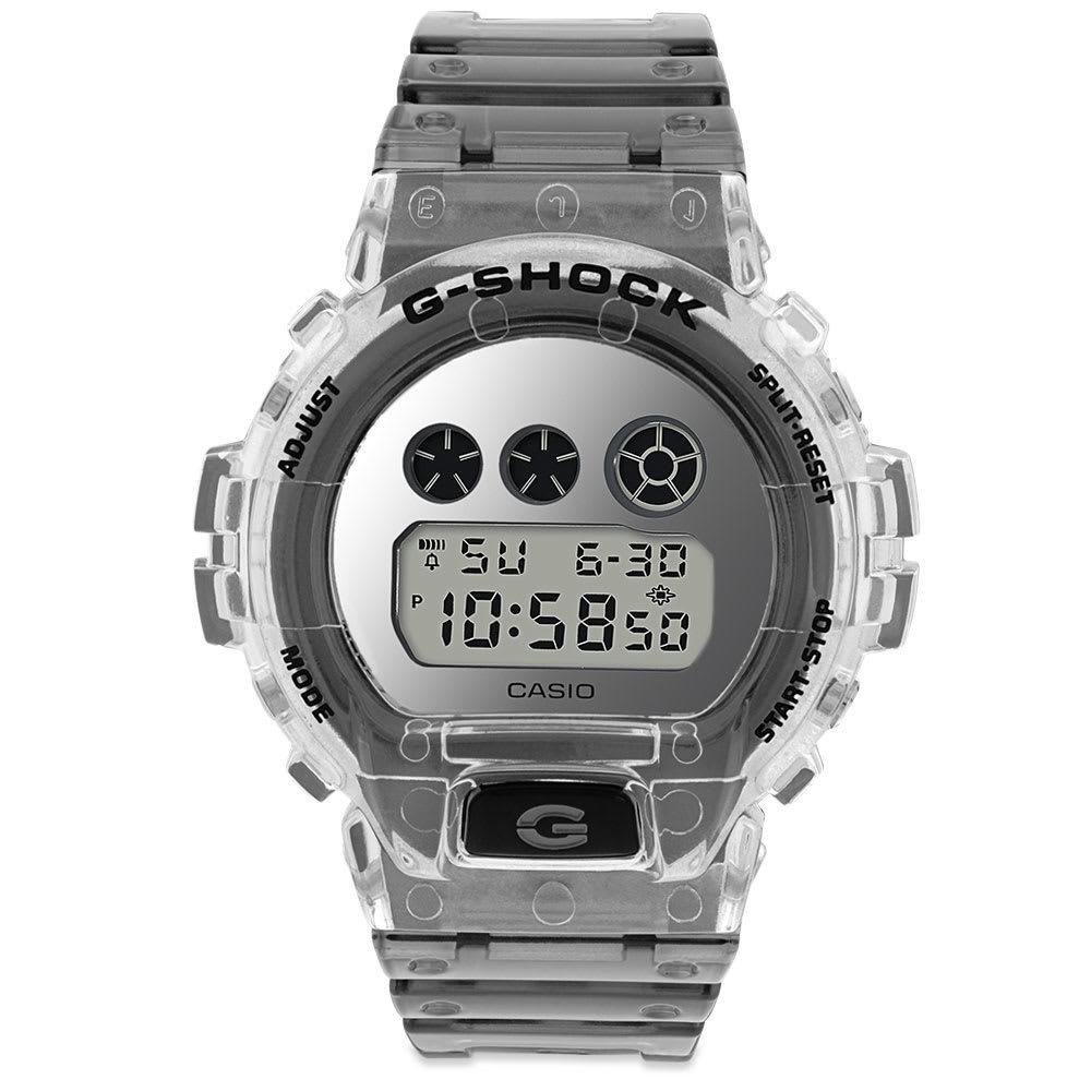 Photo: G-Shock DW-6900SK-1ER Skeleton Series Watch