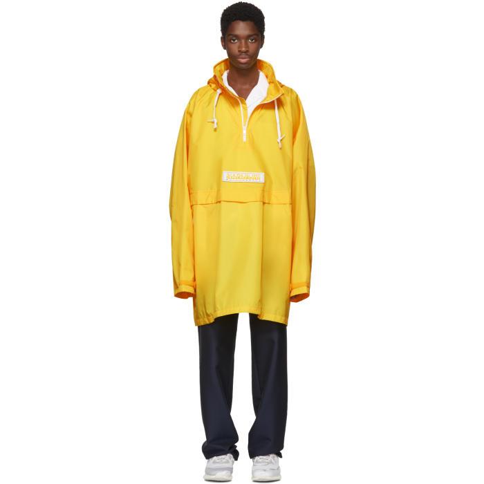 Photo: Napa x Martine Rose Yellow Rainforest AXL Jacket