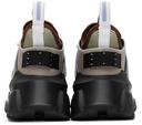 MCQ Grey & Green Orbyt Descender Sneakers