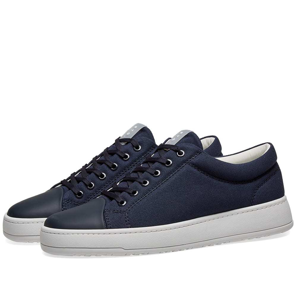 Photo: ETQ. Low Top 1 Kurashiki Canvas Sneaker