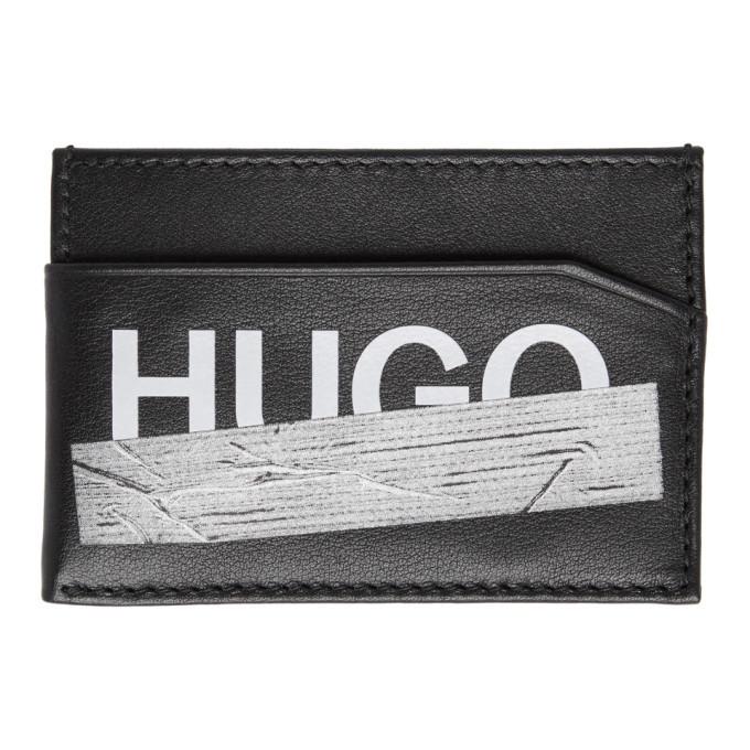 Photo: Hugo Black Tape Card Holder