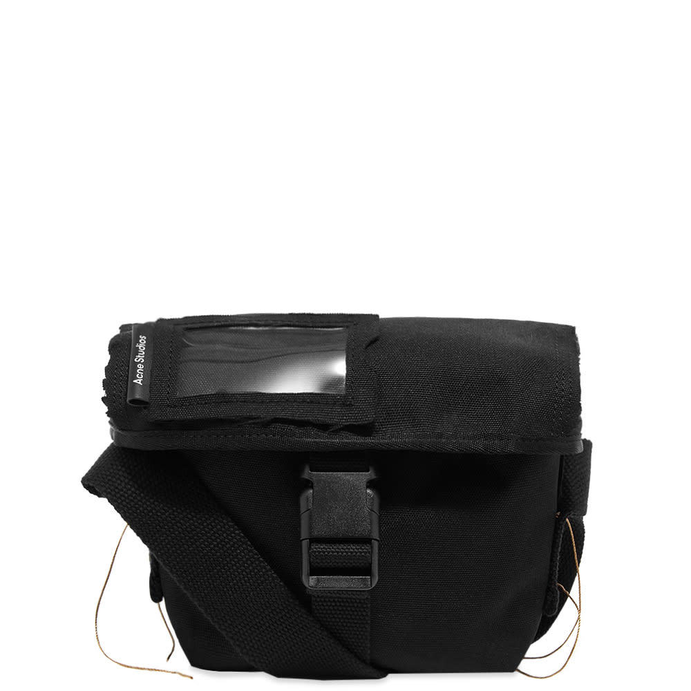 Photo: Acne Studios Mini Messenger Bag