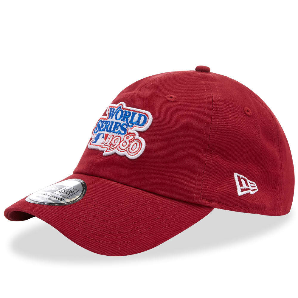 Photo: New Era 9TWENTY Adjustable Philadelphia World Series Cap