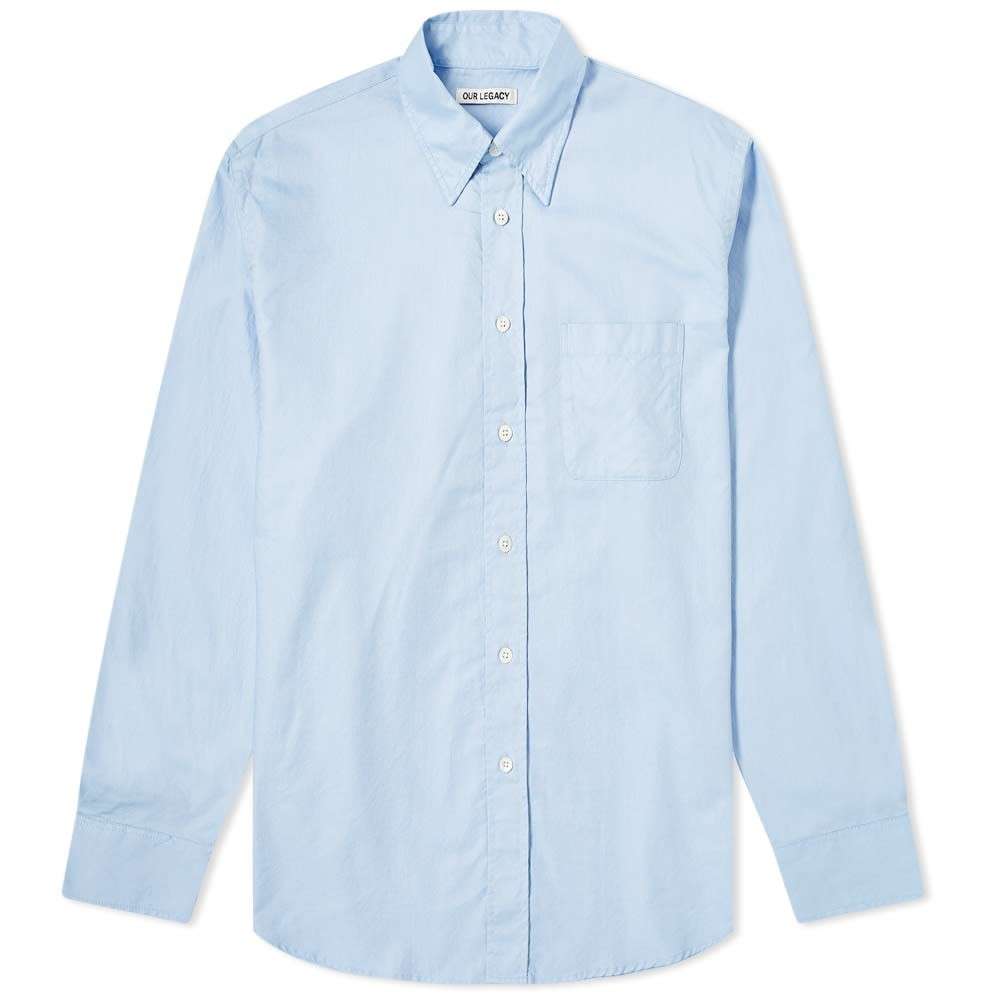 Photo: Our Legacy New Button Down Business Shirt