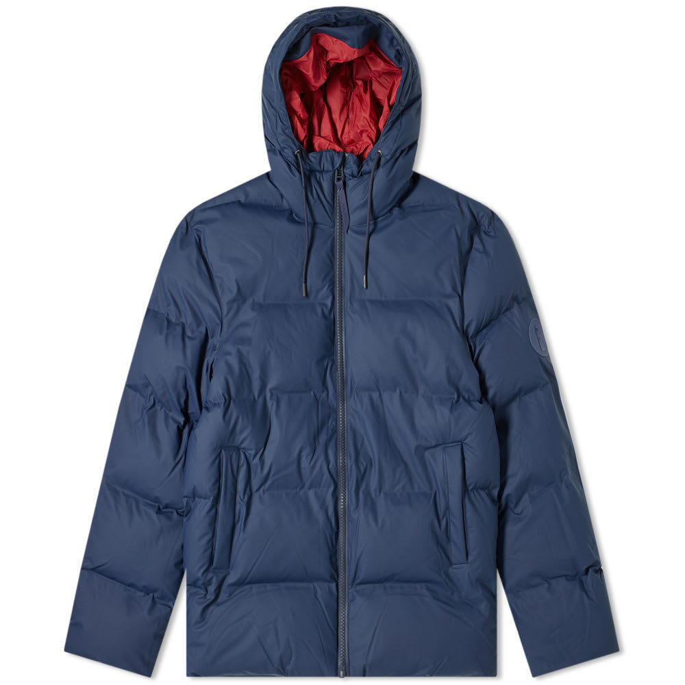 Photo: Rains Puffer Jacket