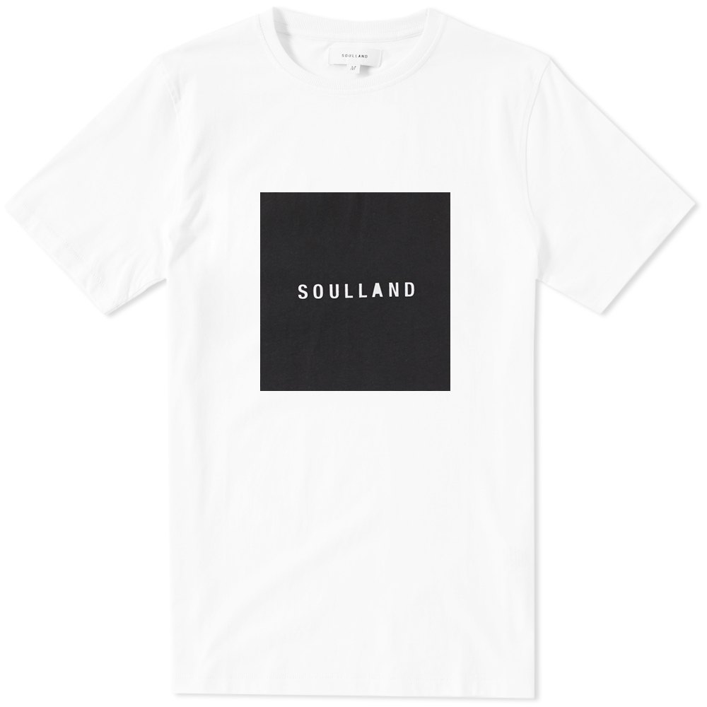 Photo: Soulland Soul Square Tee