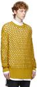 A-COLD-WALL* Open Knit Crewneck Hawser Sweater