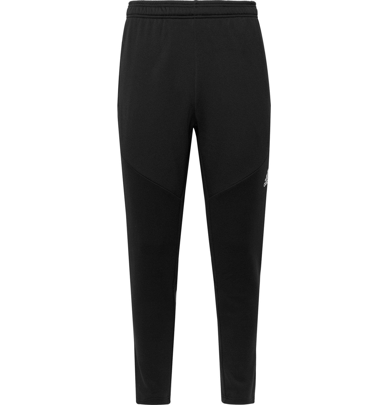 Photo: Adidas Sport - Tapered Climawarm Sweatpants - Black