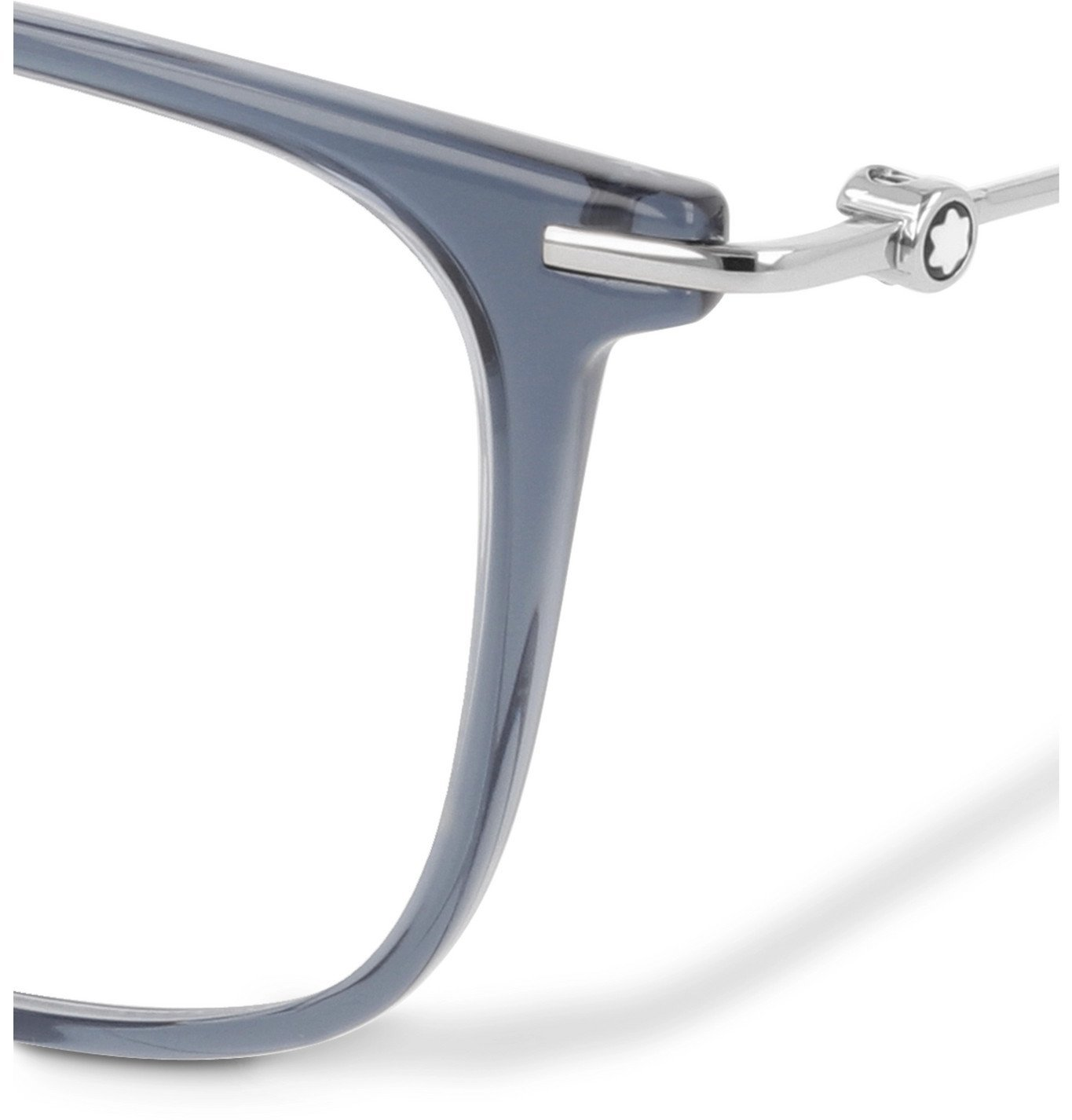 Montblanc - D-Frame Acetate Optical Glasses - Unknown