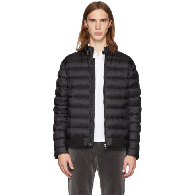 Belstaff Black Down Circuit Jacket