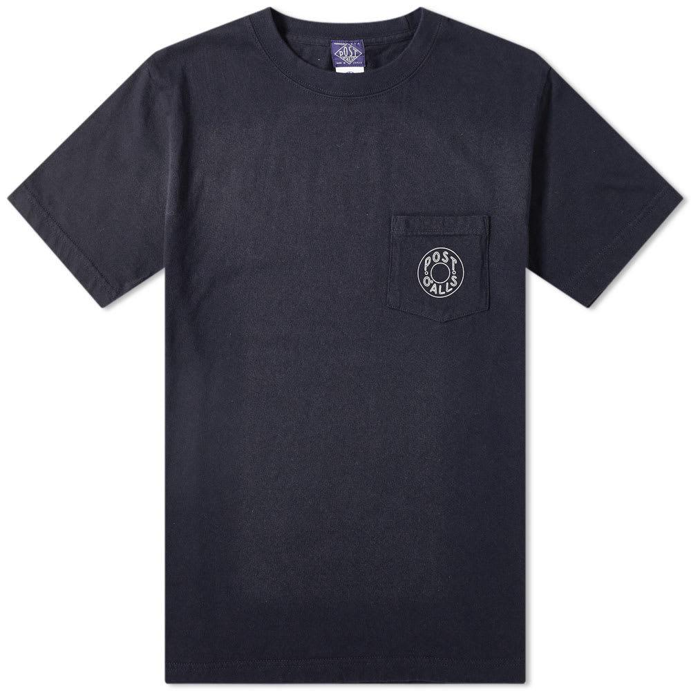 Photo: Post Overalls Logo Pocket Tee