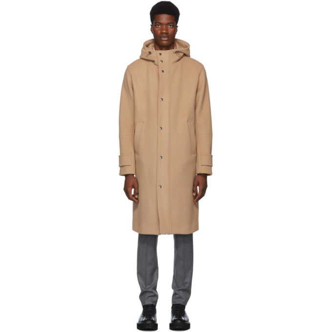Photo: Herno Tan Long Duffel Coat