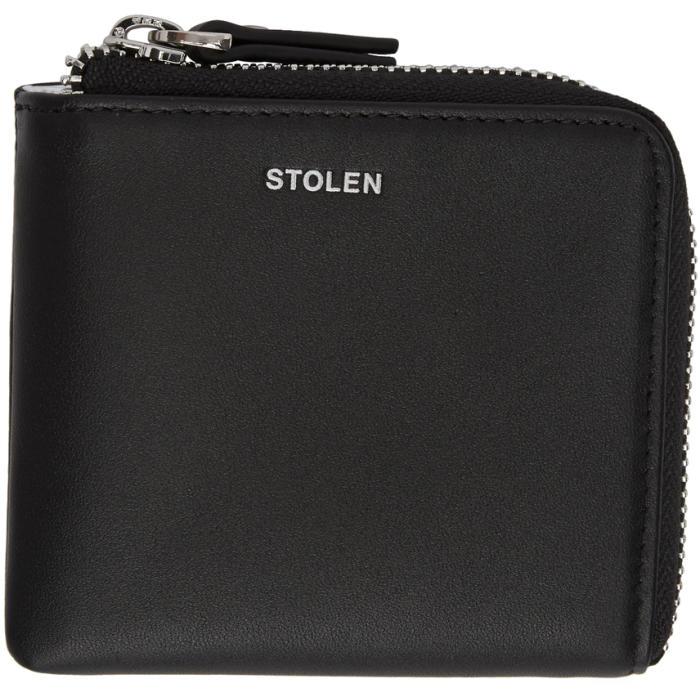 Photo: Stolen Girlfriends Club Black Stolen Wallet