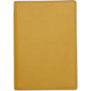 Smythson Yellow Panama Passport Holder