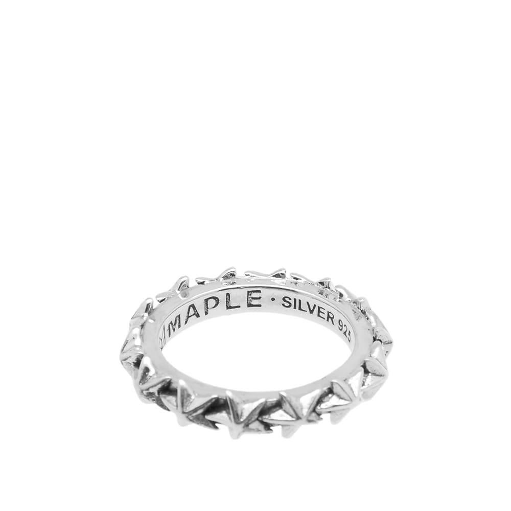 Photo: Maple Star Ring