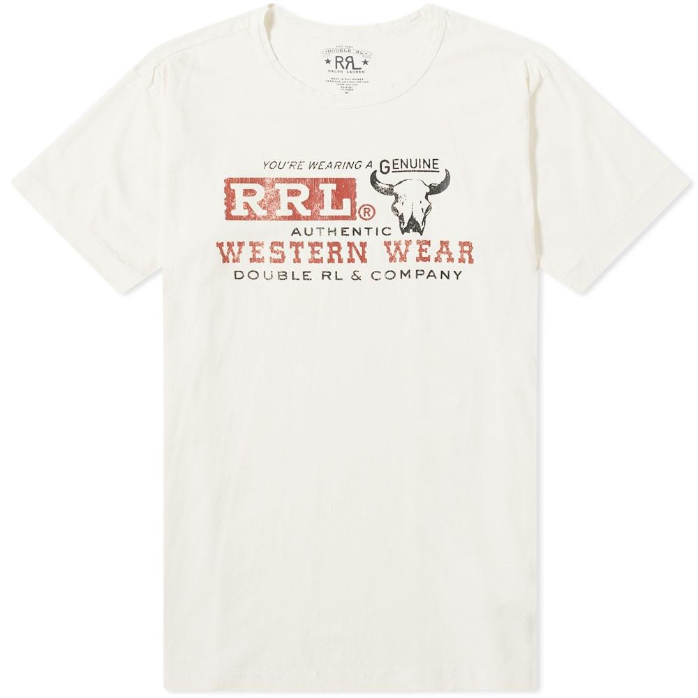 RRL Western Wear Tee