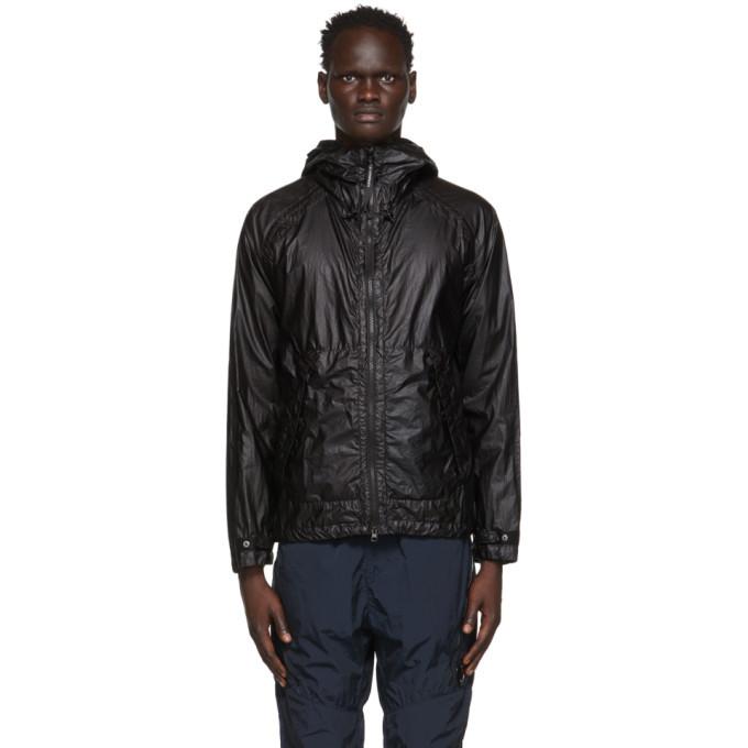 Photo: C.P. Company Black Medium Waxed Jacket