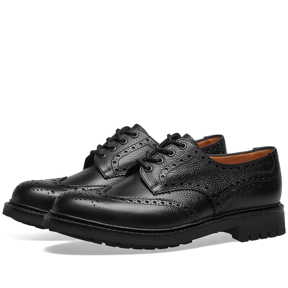 Photo: Church's McPherson Commando Sole Brogue