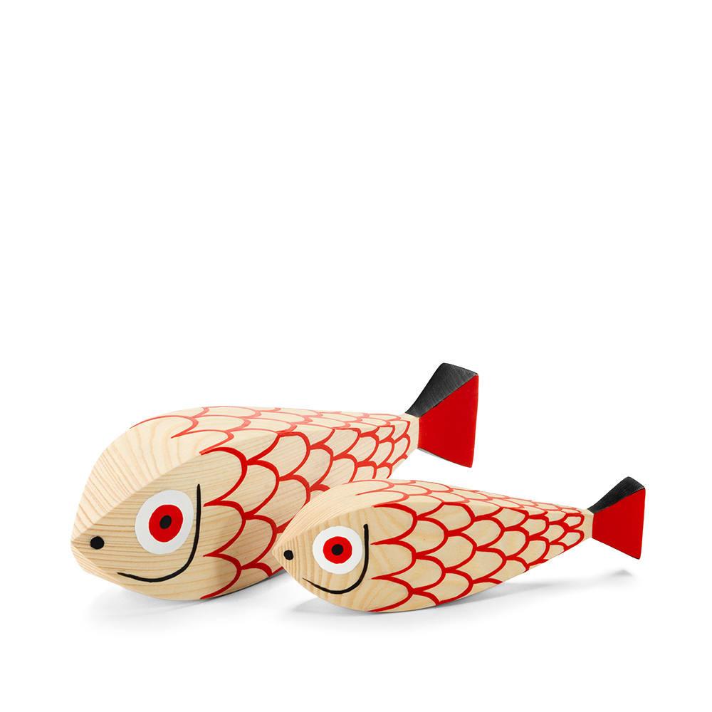 Photo: Vitra Alexander Girard 1952 Wooden Doll Fish