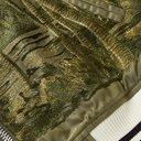 Sacai - SUN SURF Diamond Head Embroidered Nylon Bomber Jacket - Green