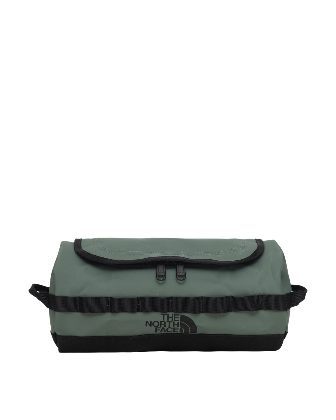 Photo: The North Face Base Camp Travel Canister L Laurelwreathgreen/Tnfblck